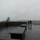 Extremely windy day at the Cliffs of Moher. There was winds up exceeding 80km/h. I only stayed a short time because the wind was so extreme.