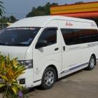 Air Asia Transport Van