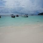 Arrival at Pattaya Beach