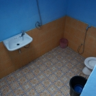 Bathroom of my hut - Gypsy