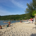 Phi Phi: A nice but over crowded beach