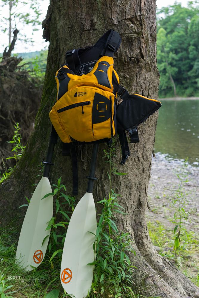 Scott Stevenson Allegheny River Kayak Trip Report